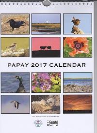2017 Papay Calendar