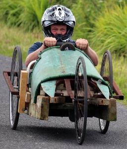 Papay Fun Weekend - Carty Race