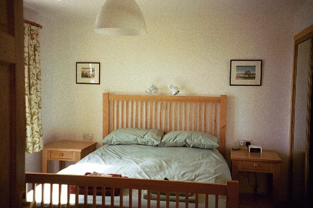 Holm View, Papa Westray - Double Bedroom
