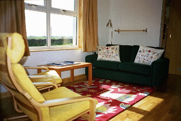 Holm View, Papa Westray - Sitting Room