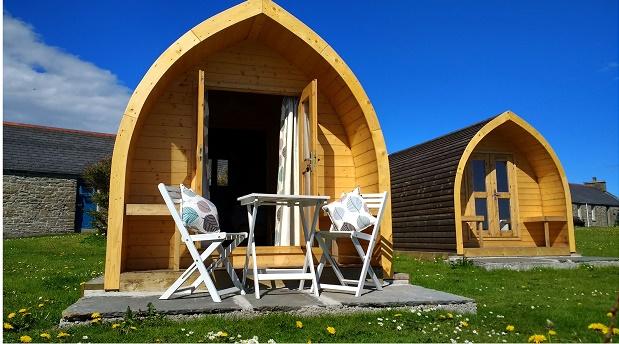 Camping Bothy