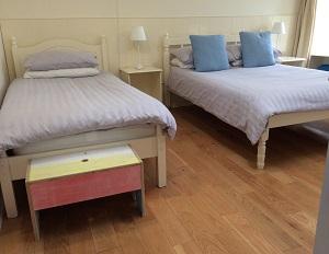 Room 1, Papa Westray Hostel