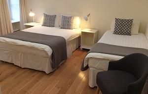 Room 2, Papa Westray Hostel