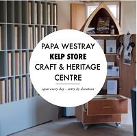 Papa Westray Kelp Store