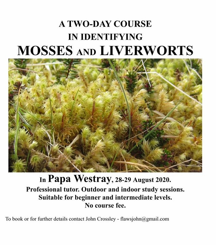Mosses and Liverworts Course