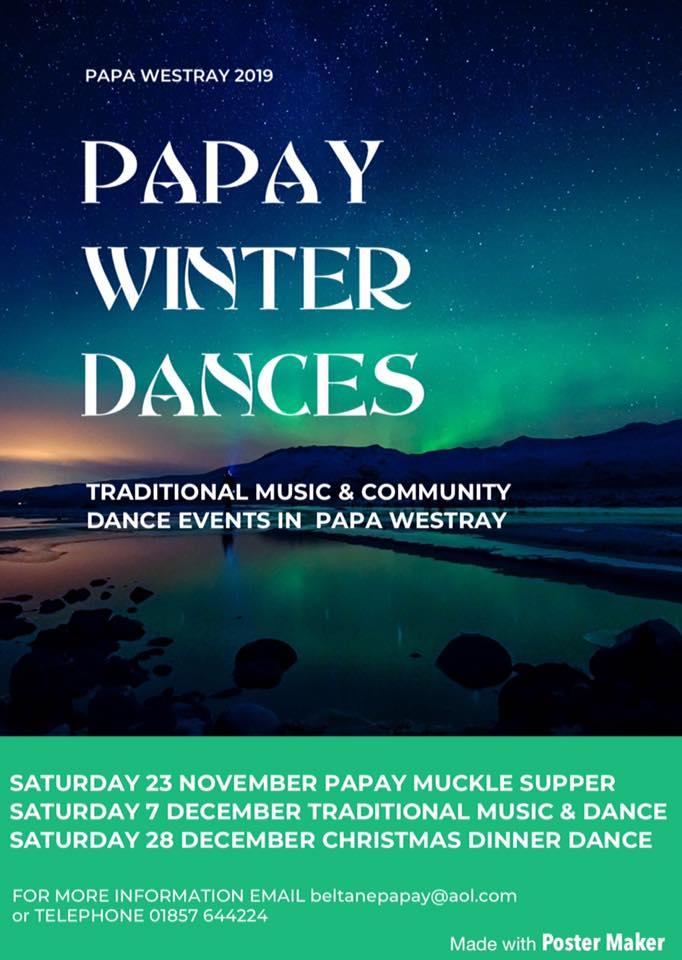 Papay Winter Dances