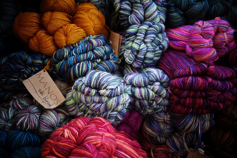 Wool selection